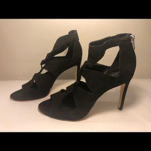 Calvin Klein Black Adela stiletto heels sz 8.5M